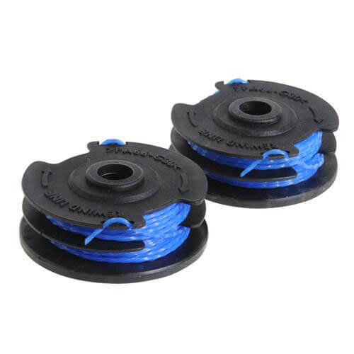 Ryobi RAC109 Grass Trimmer Spool with Line for RLT5030S Grass Trimmer Pack of 2