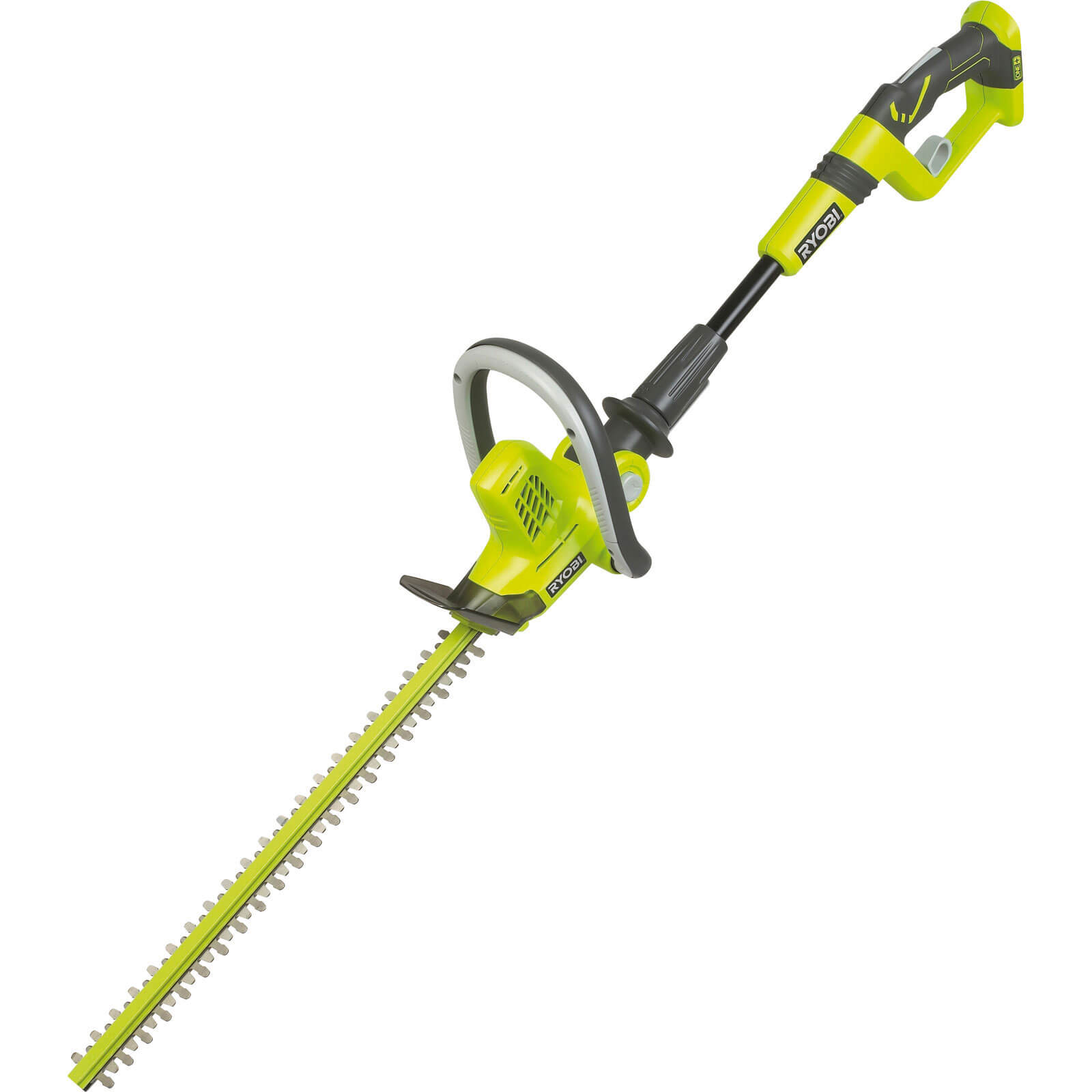 Ryobi OHT1850X ONE+ 18v Cordless Long Reach Hedge Trimmer with 500mm Blade without Battery or Charger (Requires ONE+ Battery & Charger)