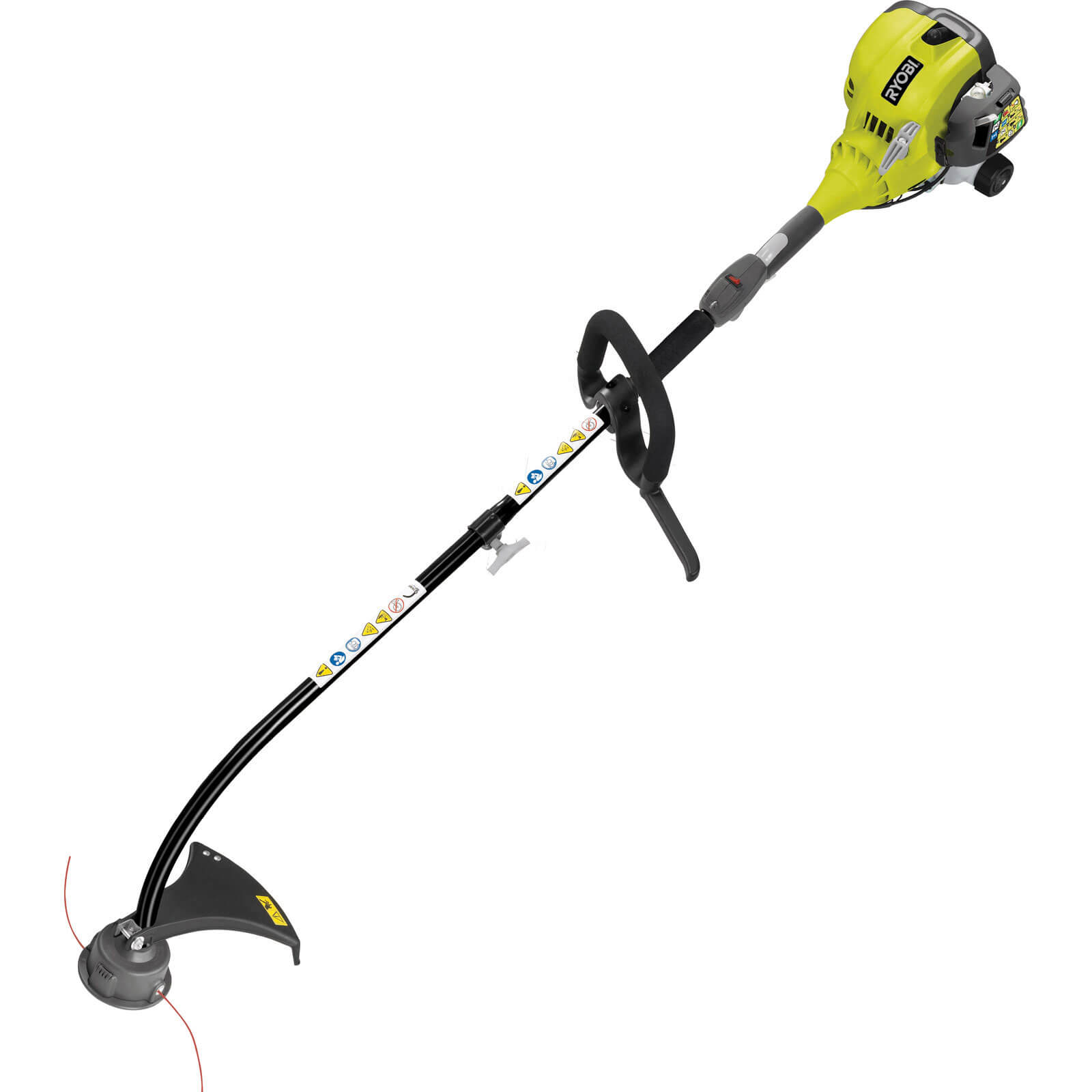 Ryobi Rlt30cesa Petrol Grass Trimmer 430mm Cut Width With 30cc Start Easy 2 Stroke Engine Is Expandit Compatible