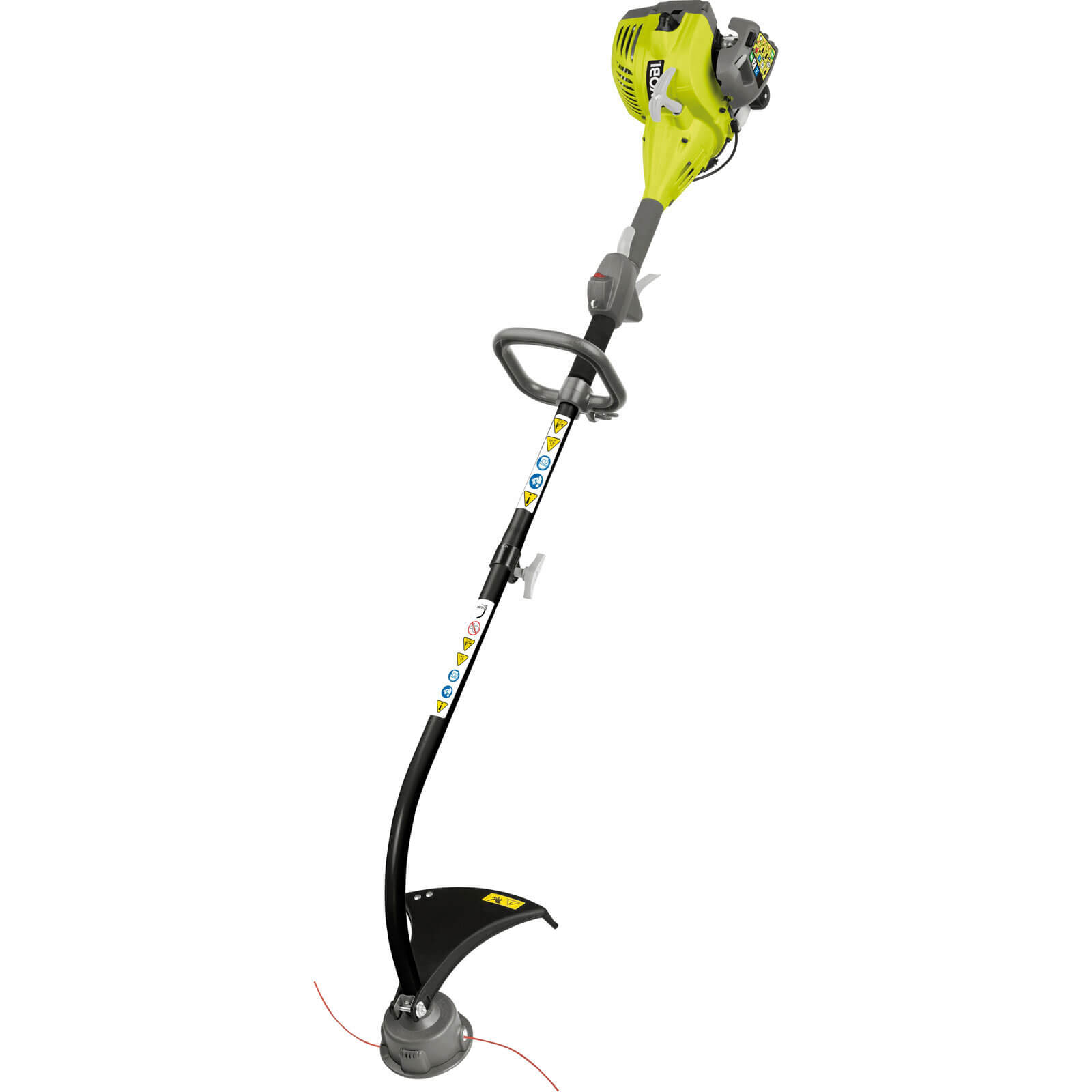 Ryobi RLT26CDS Petrol Grass Trimmer 430mm Cut Width with 26cc Start Easy 2 Stroke Engine is Expandit Compatible