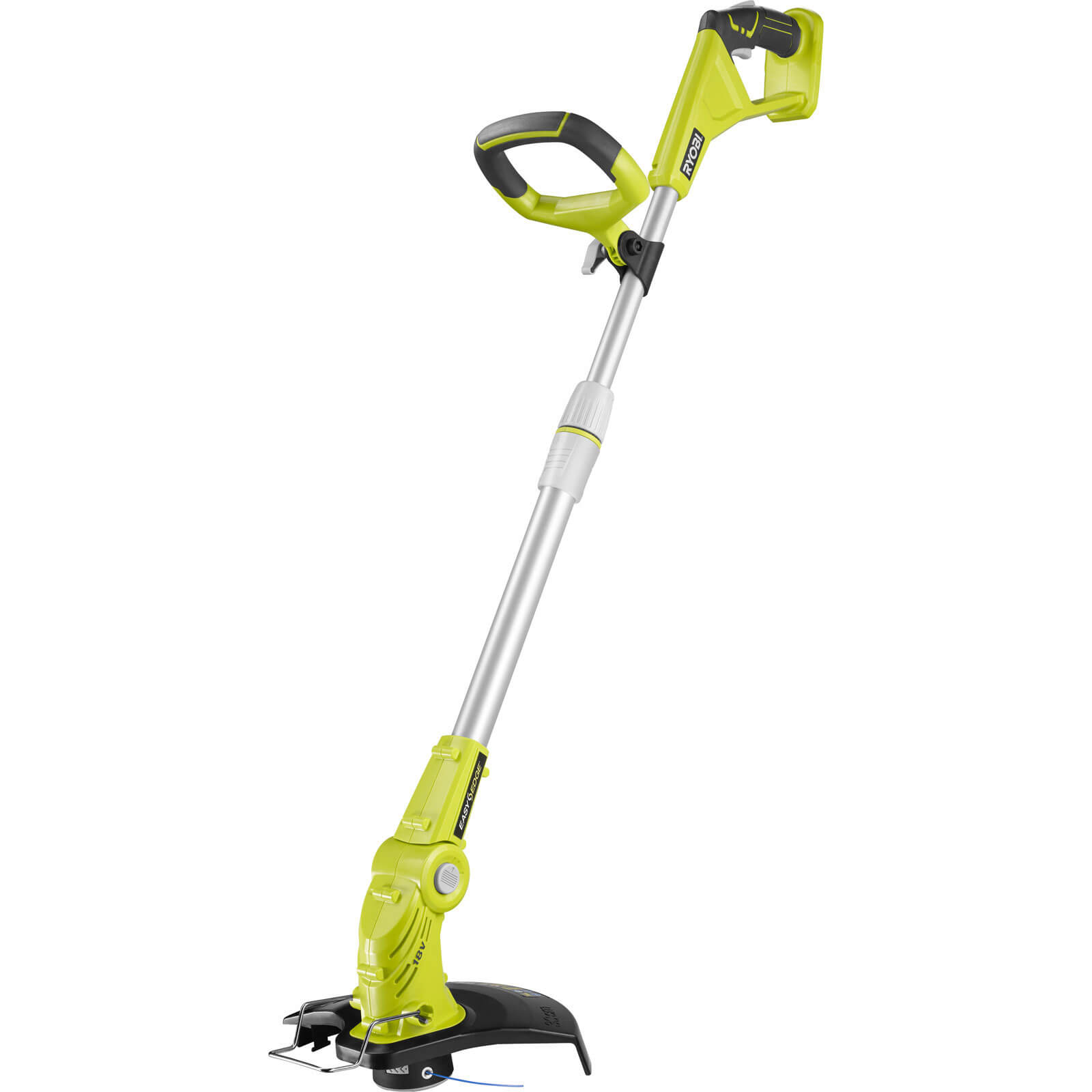 Ryobi OLT1831S ONE+ 18v Cordless Grass Trimmer 300mm Cut Width without Battery or Charger - Requires ONE+ Battery/Charger