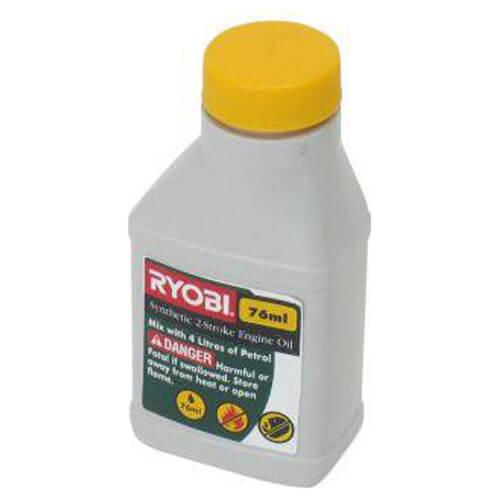 Ryobi One Shot 2 Stroke Oil 76ml
