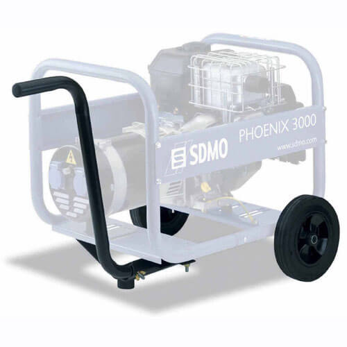 SDMO RO6 Wheel Kit for Honda Powered Generators Under 3 Kva
