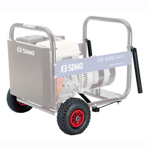 SDMO RO7 Wheel Kit for Honda Powered Generators Over 3 Kva