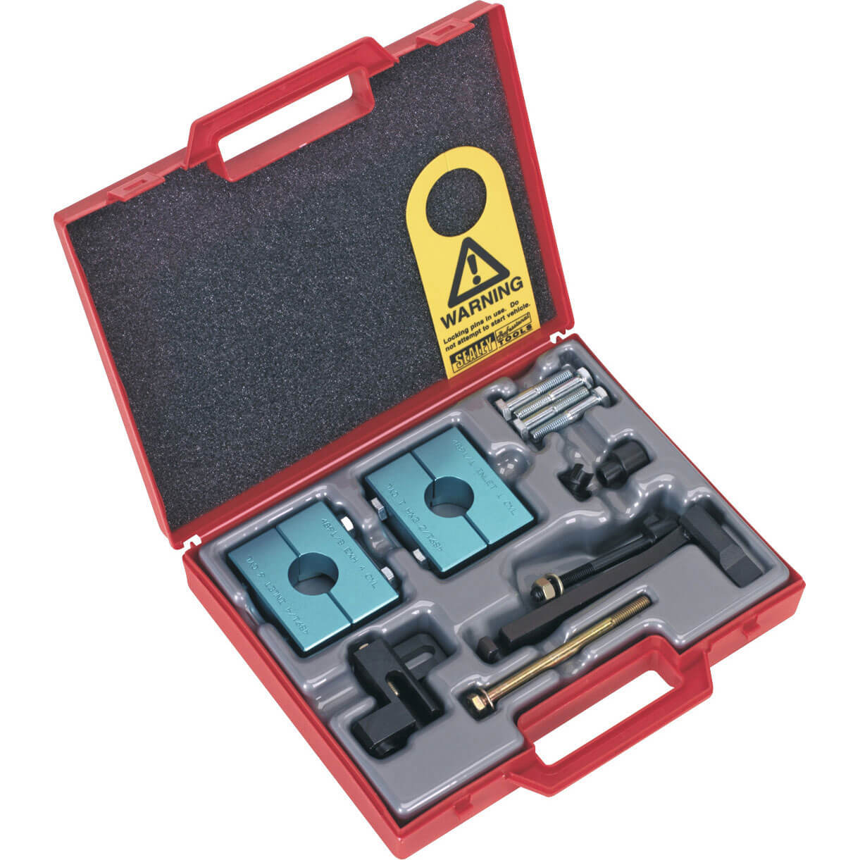 Sealey Petrol Engine V6 Setting/Locking Tool Kit For Alfa Romeo 3.2 V6