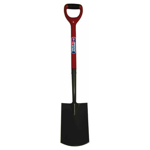 Spear & Jackson Select Carbon Digging Spade with 712mm Handle