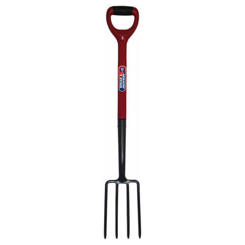 Spear & Jackson Select Carbon Border Fork with 712mm Handle