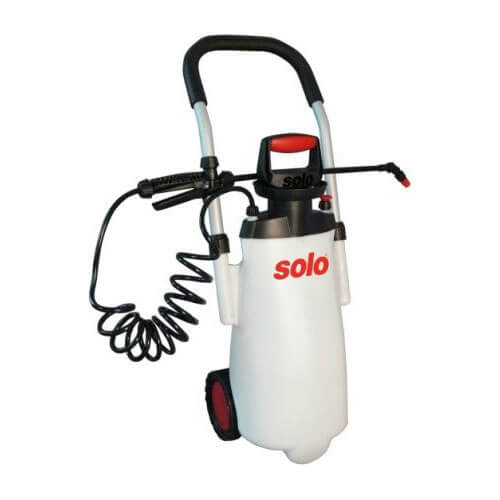 Solo 453 Chemical & Water Pressure Sprayer Trolley 13.5 Litres Holds 11 Litres with 400mm Spray Lance