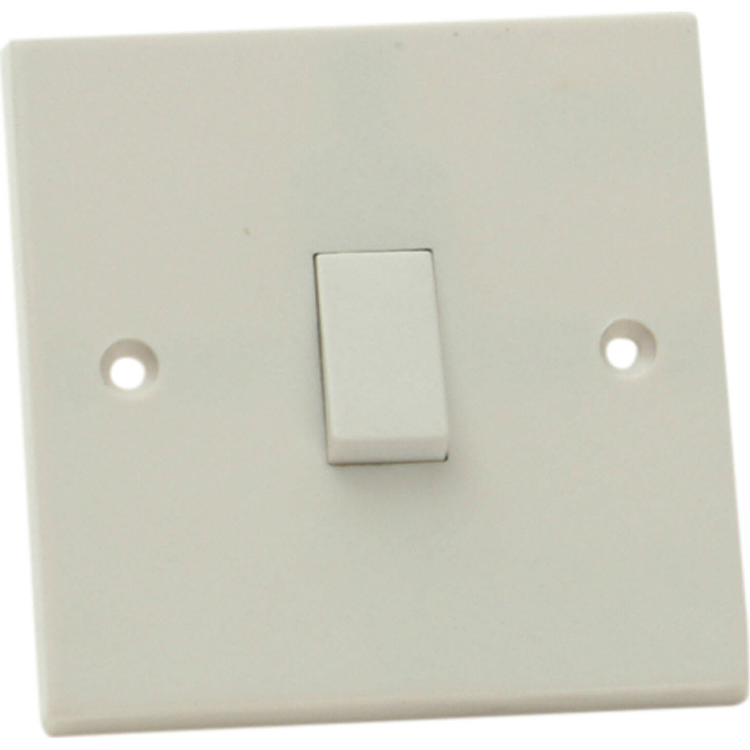 Tooled Up/Electrical & Lighting/Lighting & light bulbs/Smj 1 Gang 2 Way Light Switch