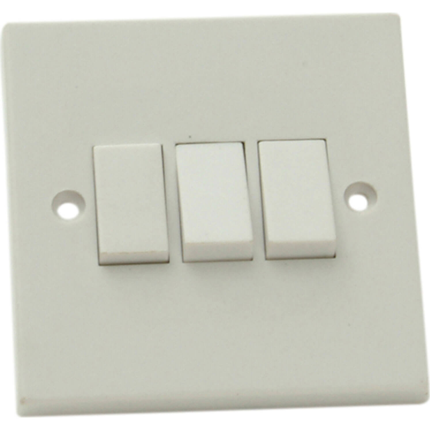 Smj 3 Gang 2 Way Light Switch