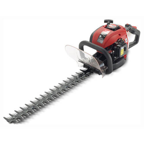 Sanli HSD2655 Petrol Hedge Trimmer 550mm Blade Length with 25.4cc 2 Stroke Full Crank Engine