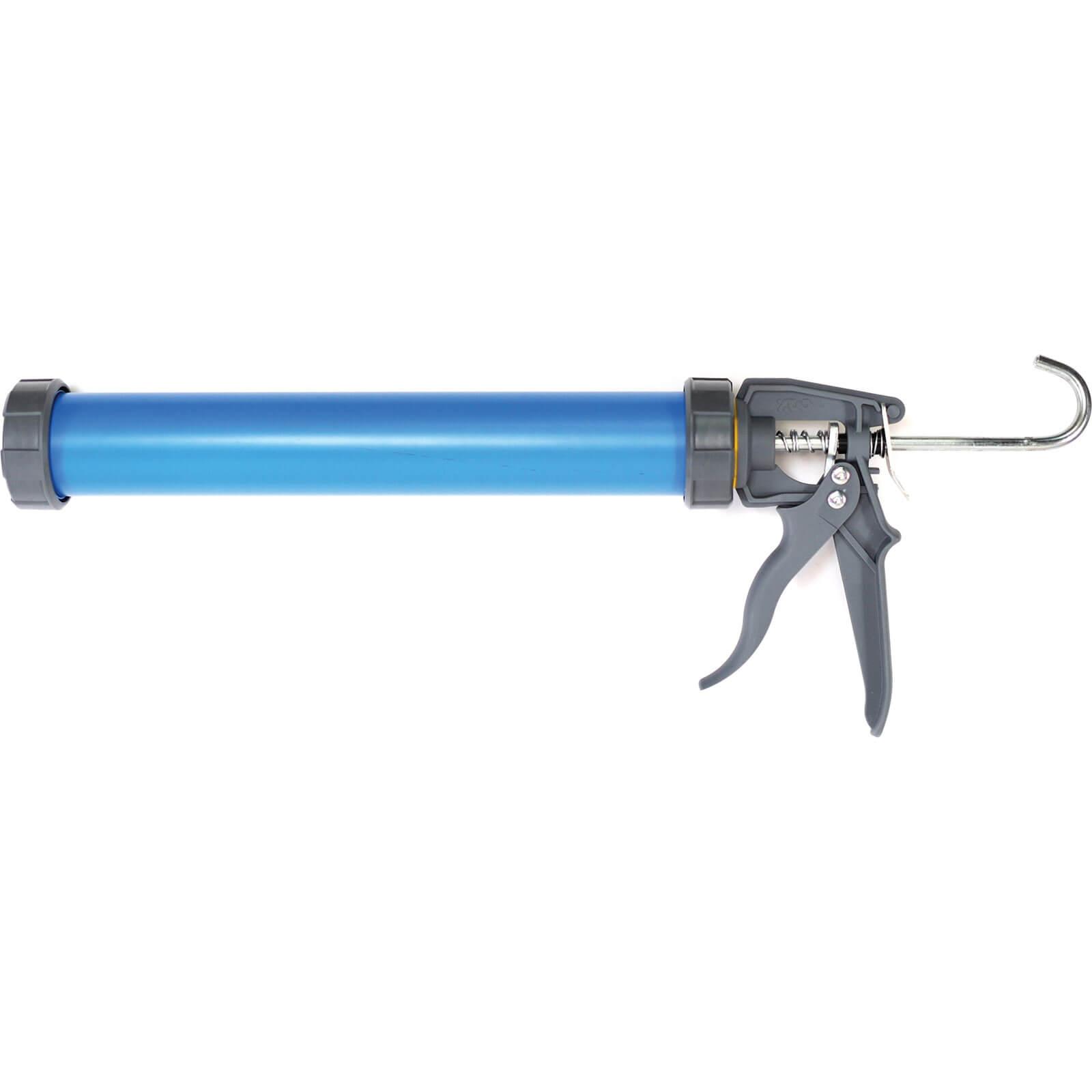 Cox Midiflow Caulking, Mastic & Sealant Gun for Cartridges up to 400ml & 600ml Foil Packs