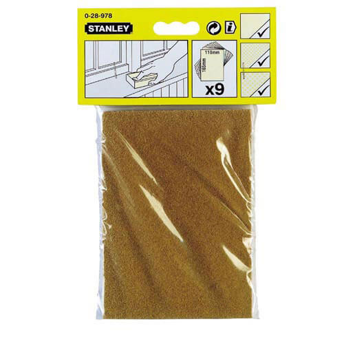 Stanley Retail Sheets For Cork Block 0 28 978