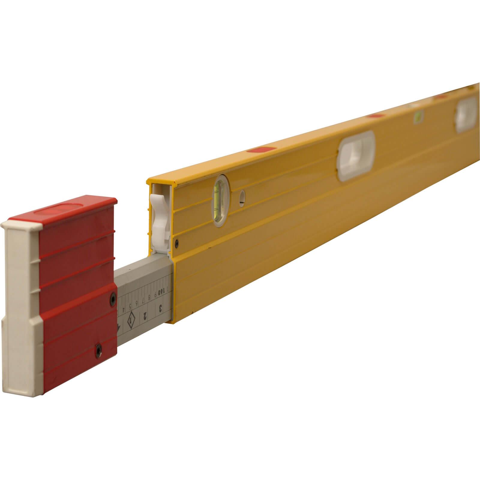 Stabila 106TM Extending Magnetic Spirit Level 216cm - 379cm