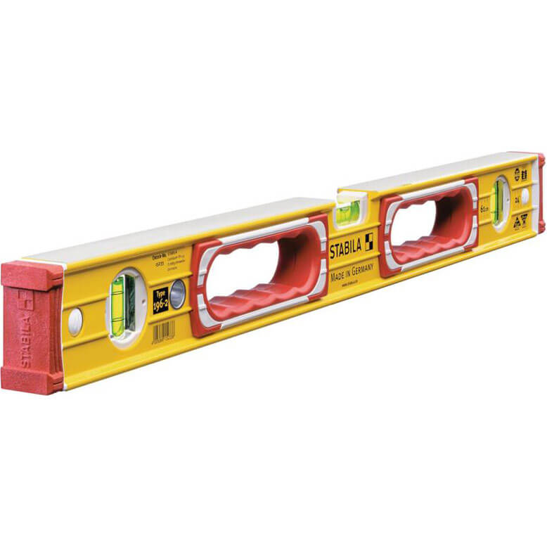 Stabila 196-2 3 Vial Spirit Level 80cm / 32