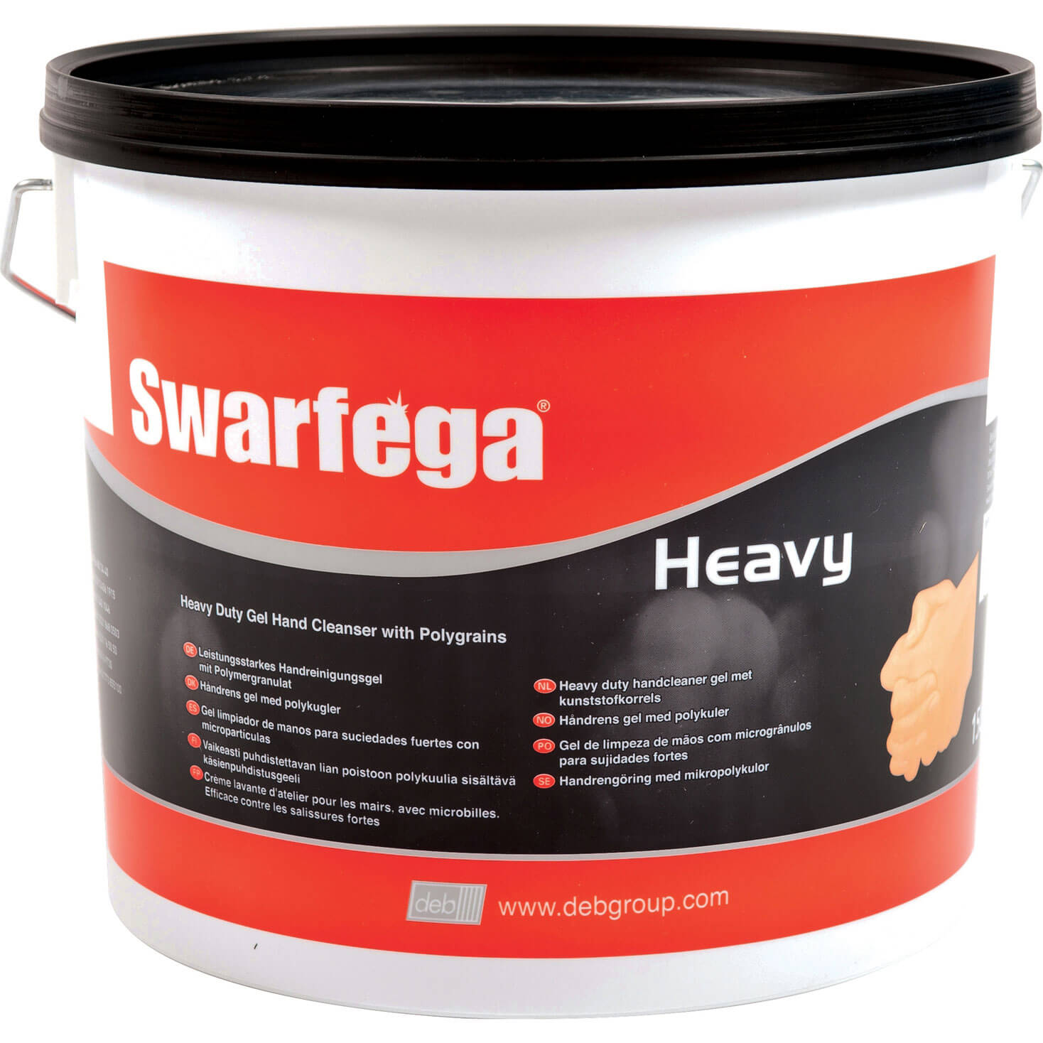 Swarfega Heavy Duty Hand Cleaner 15L