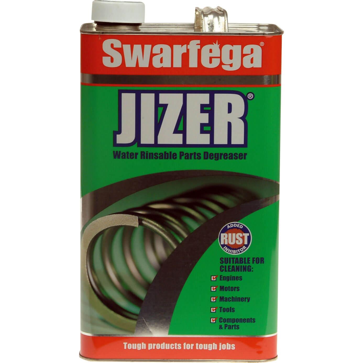 Deb Jizer 5L Degreaser Jiz609