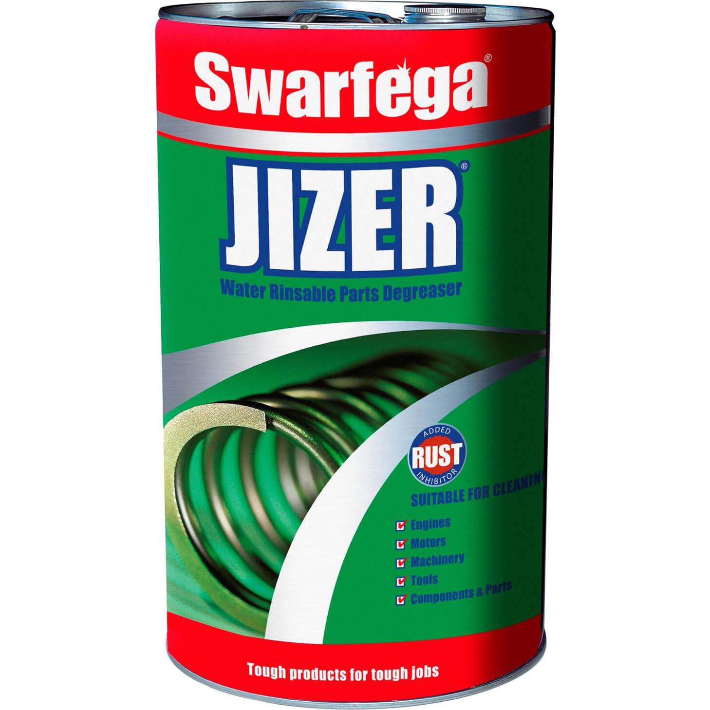 Deb Jizer 25L Degreaser Jiz76G