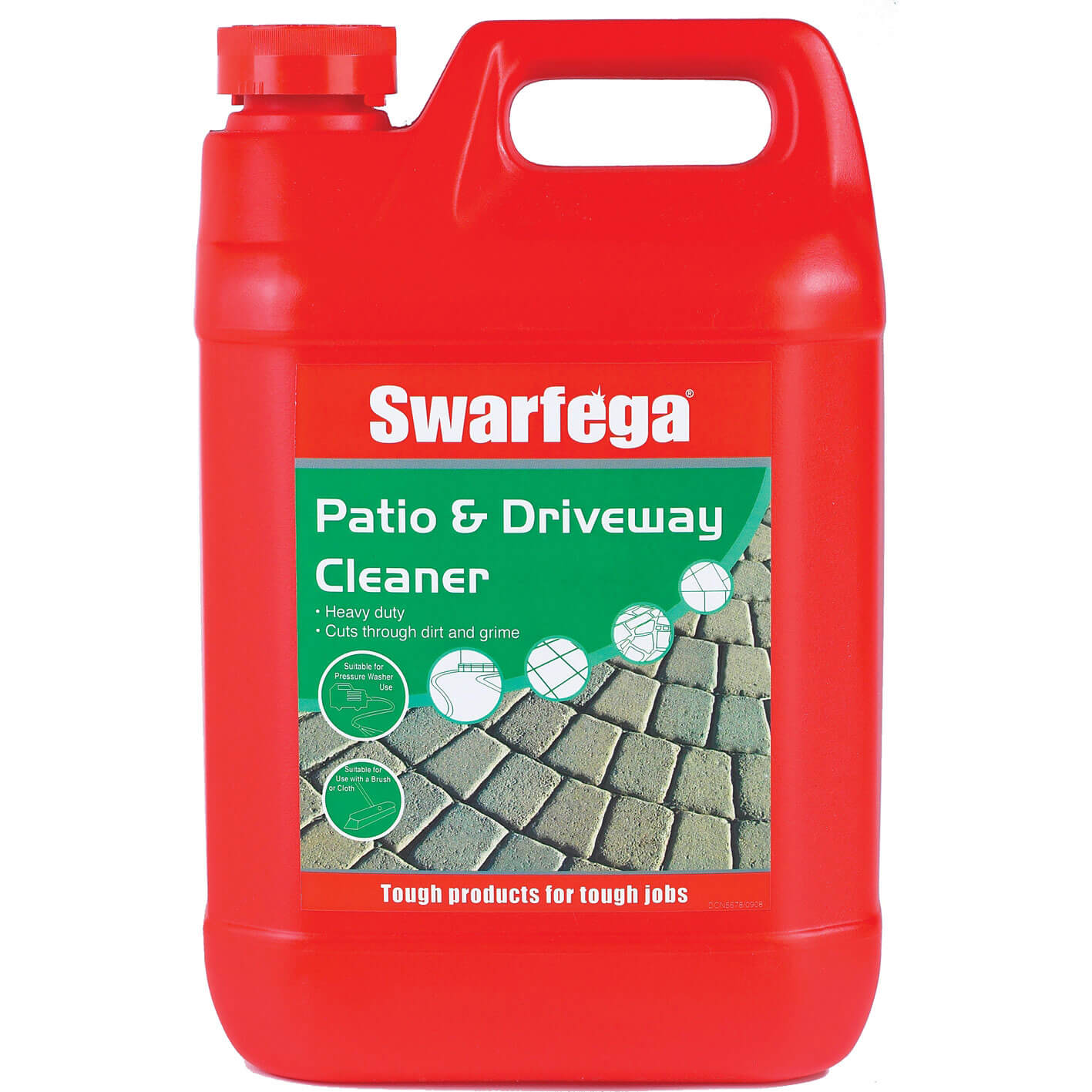 Image of Swarfega Swarfega Patio & Driveway Cleaner 5L
