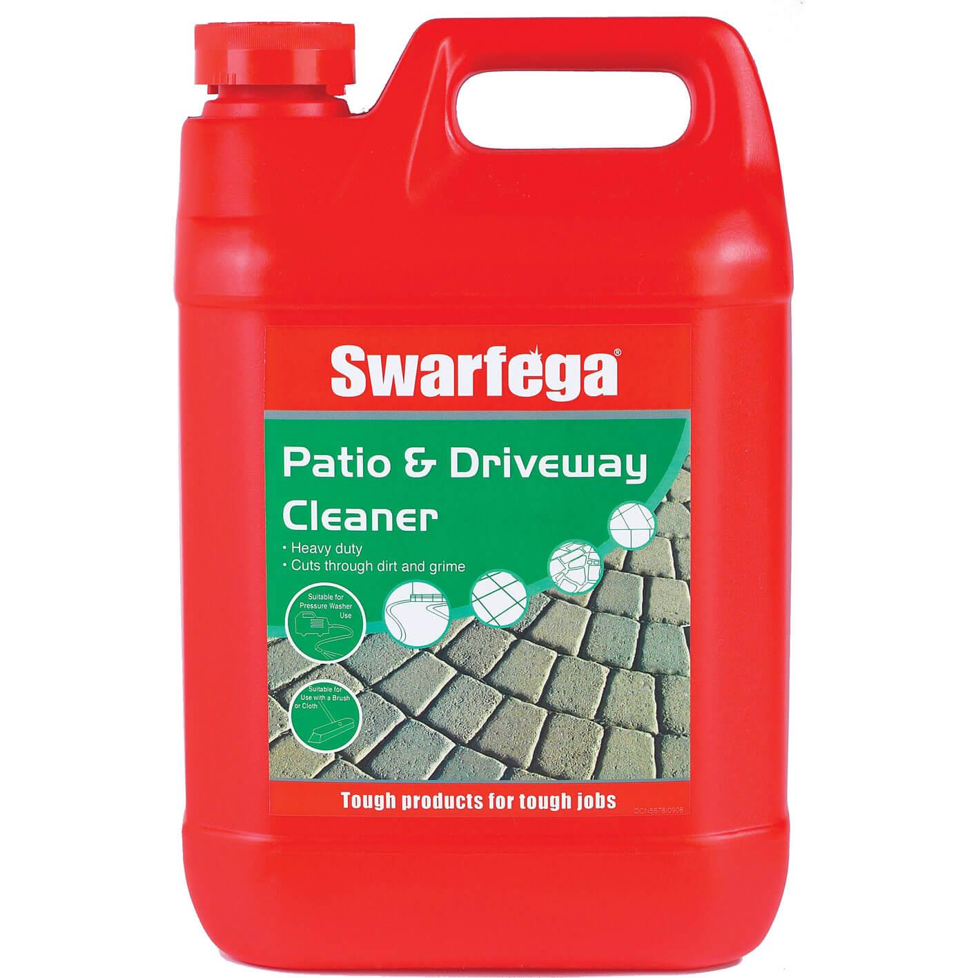 Swarfega Swarfega Patio & Driveway Cleaner 5 Litre