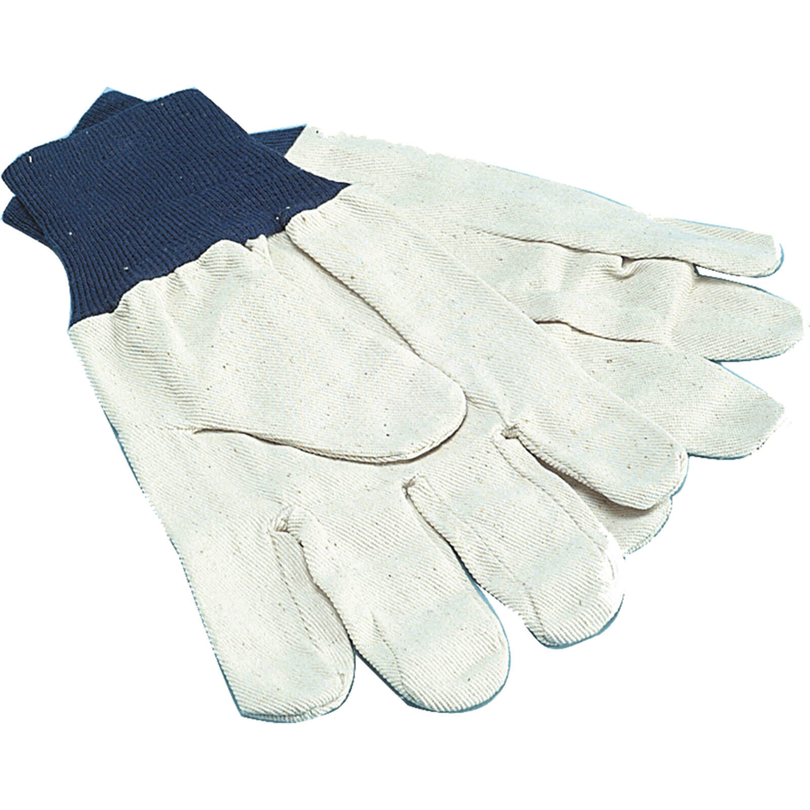 Tooled Up/Safety & Workwear/PPE/Town & Country Tgl401 Mens Canvas Gloves