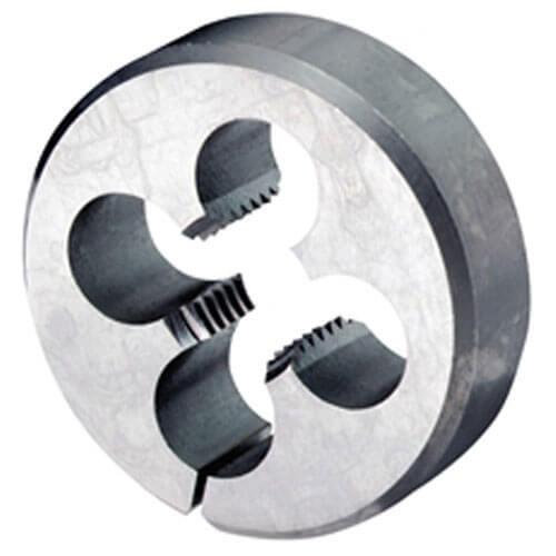 "Trojan M10 x 1 1/2"" OD HSS Circular Split Die 1.5mm Pitch"