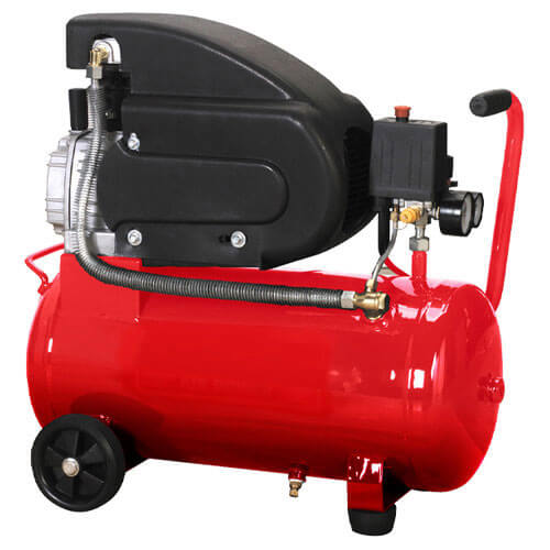 Electric Air Compressor with 24L Tank 2hp 240v