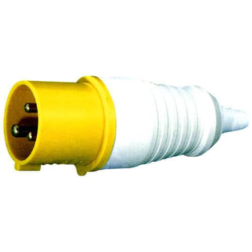 110v Yellow 16amp Plug for all 110v 16amp Tools