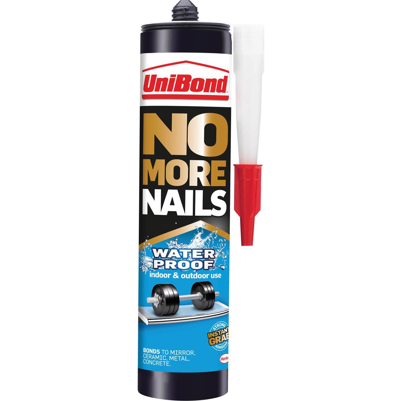 Unibond No More Nails Exterior Adhesive Cartridge 300ml