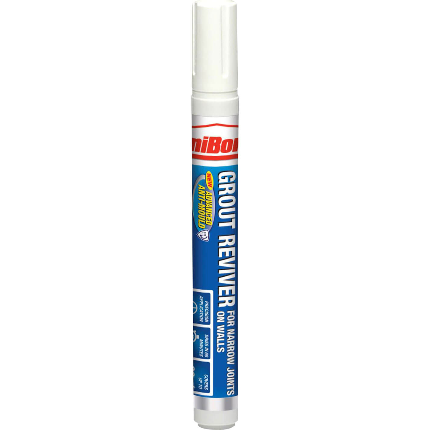 Unibond Tile Grout Reviver Pen