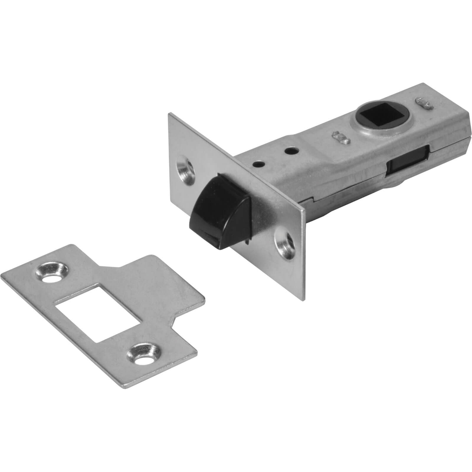Tooled Up/Ironmongery & Security/Ironmongery/Union J2600 Essentials Polished Zinc Plated Tubular Mortice Latch 65mm / 2.5""
