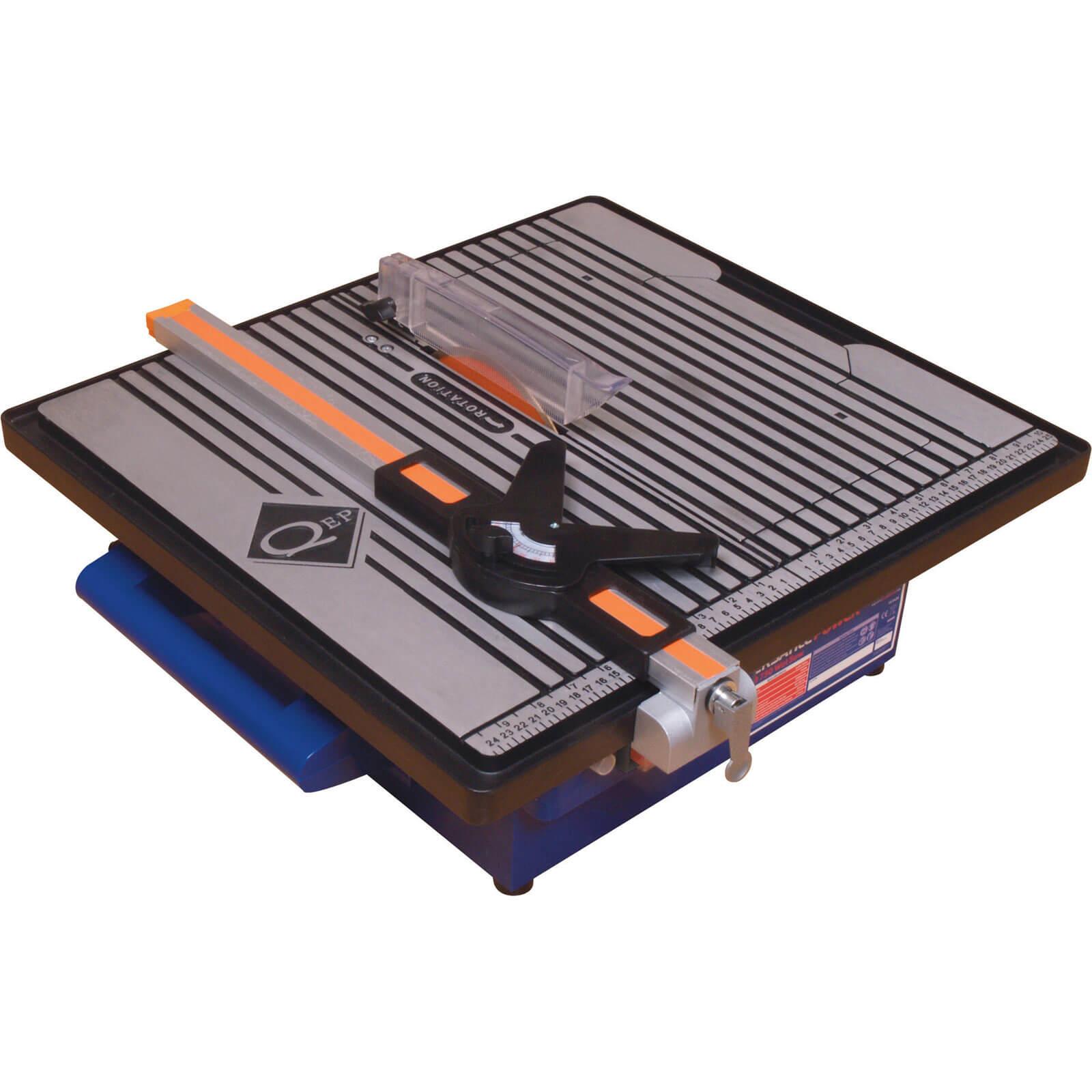 Vitrex Versatile Power Pro 750 Wet Tile Saw 180mm Diamond Blade 750w 110v