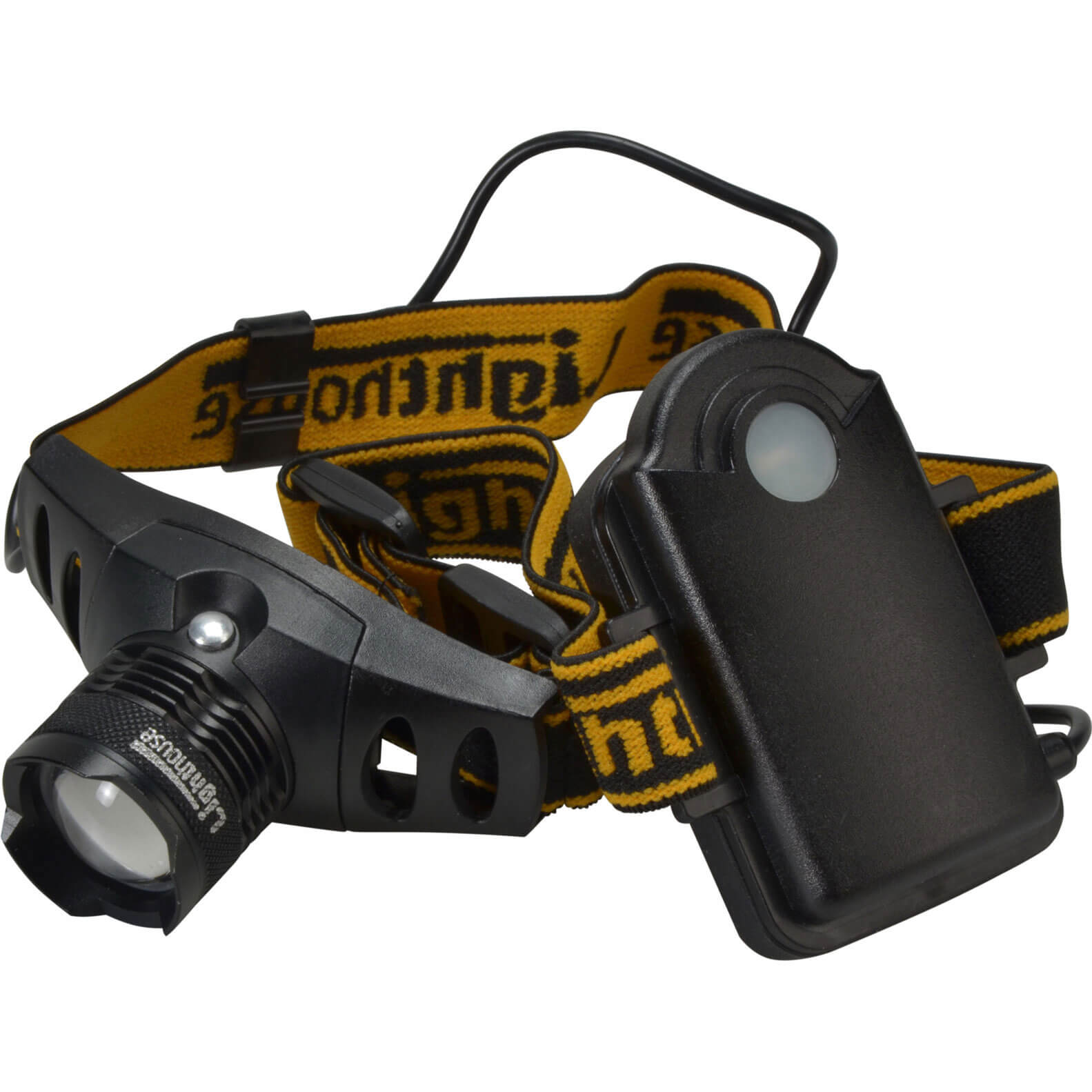 Image of Lighthouse 3 Function CREE XPE LED Head Torch 220 Lumens