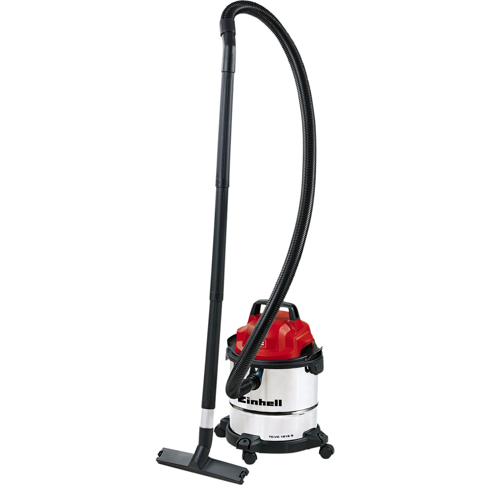 Image of Einhell TC-VC 1812S Wet & Dry Vacuum Cleaner 1250w 240v