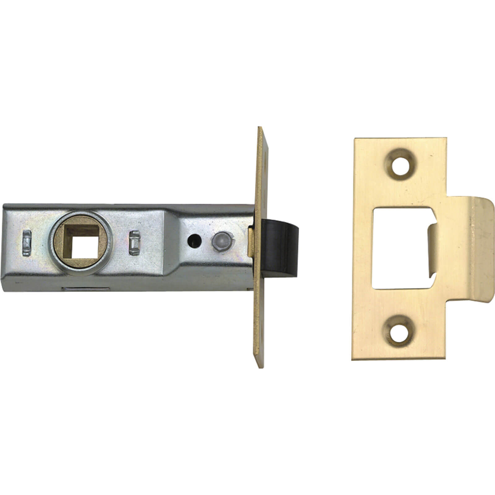 "Tooled Up/Ironmongery & Security/Ironmongery/Yale Locks M888 Rebated Mortice Latch 64mm / 2.5"" Polished Brass of 1"