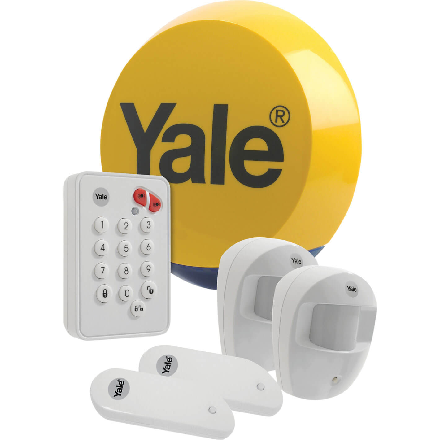 Offerta: Yale Security Easy Fit Alarm Kit 240v