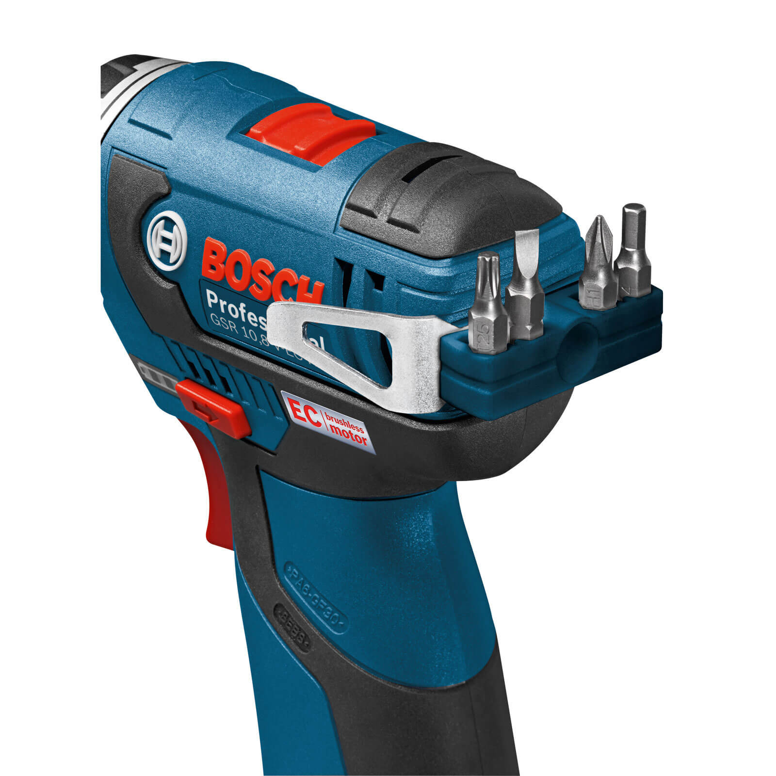 bosch gsr 10 8 v ec hx cordless 2 speed brushless. Black Bedroom Furniture Sets. Home Design Ideas
