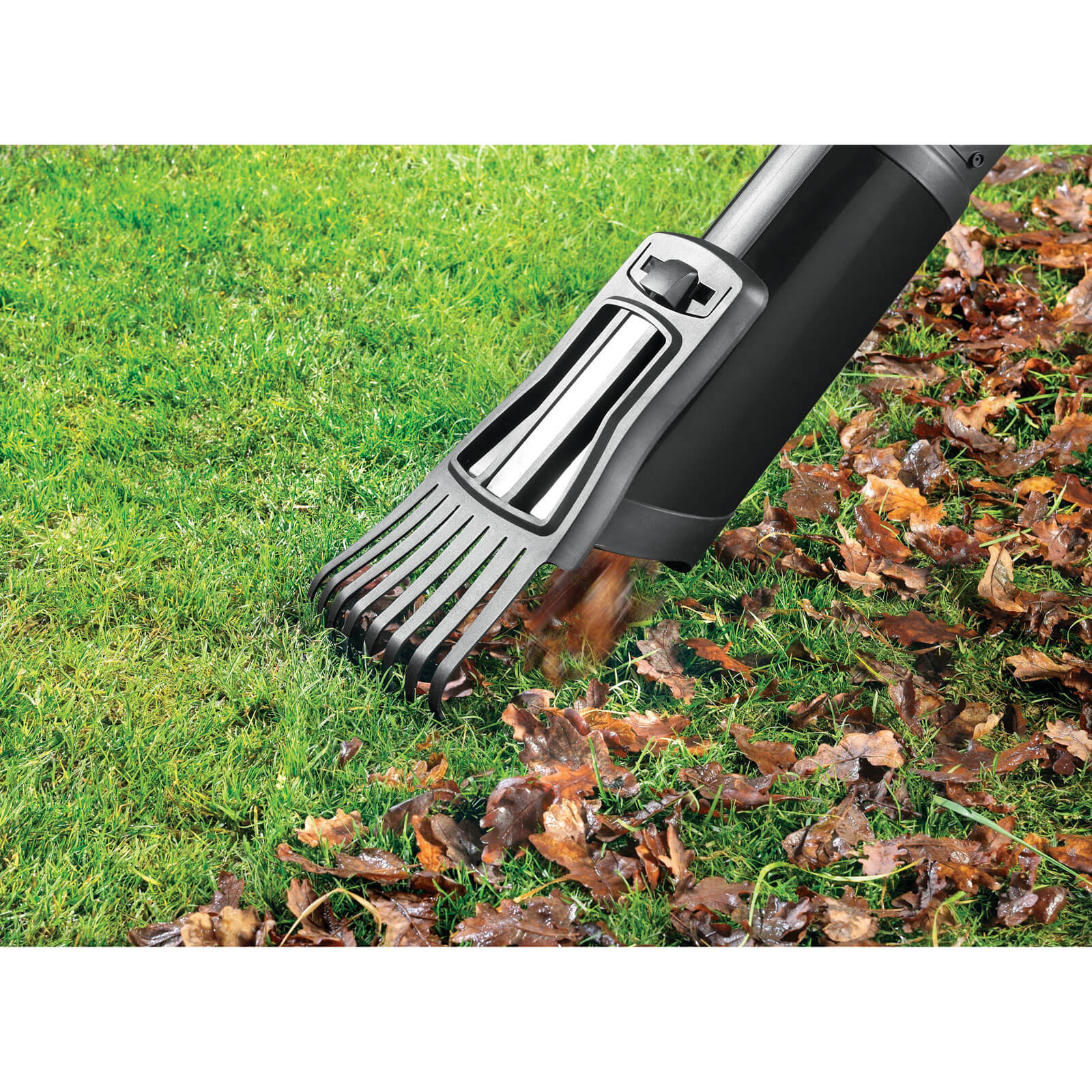 Black decker gw3050 garden vacuum leaf blower with for Housse aspirateur