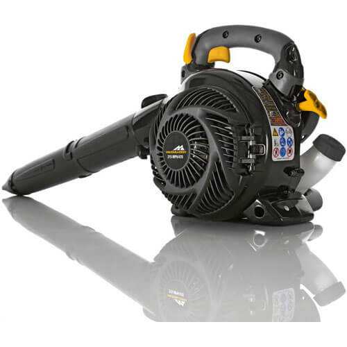 mcculloch gbv 345 petrol garden vacuum leaf blower 25cc engine tooled. Black Bedroom Furniture Sets. Home Design Ideas
