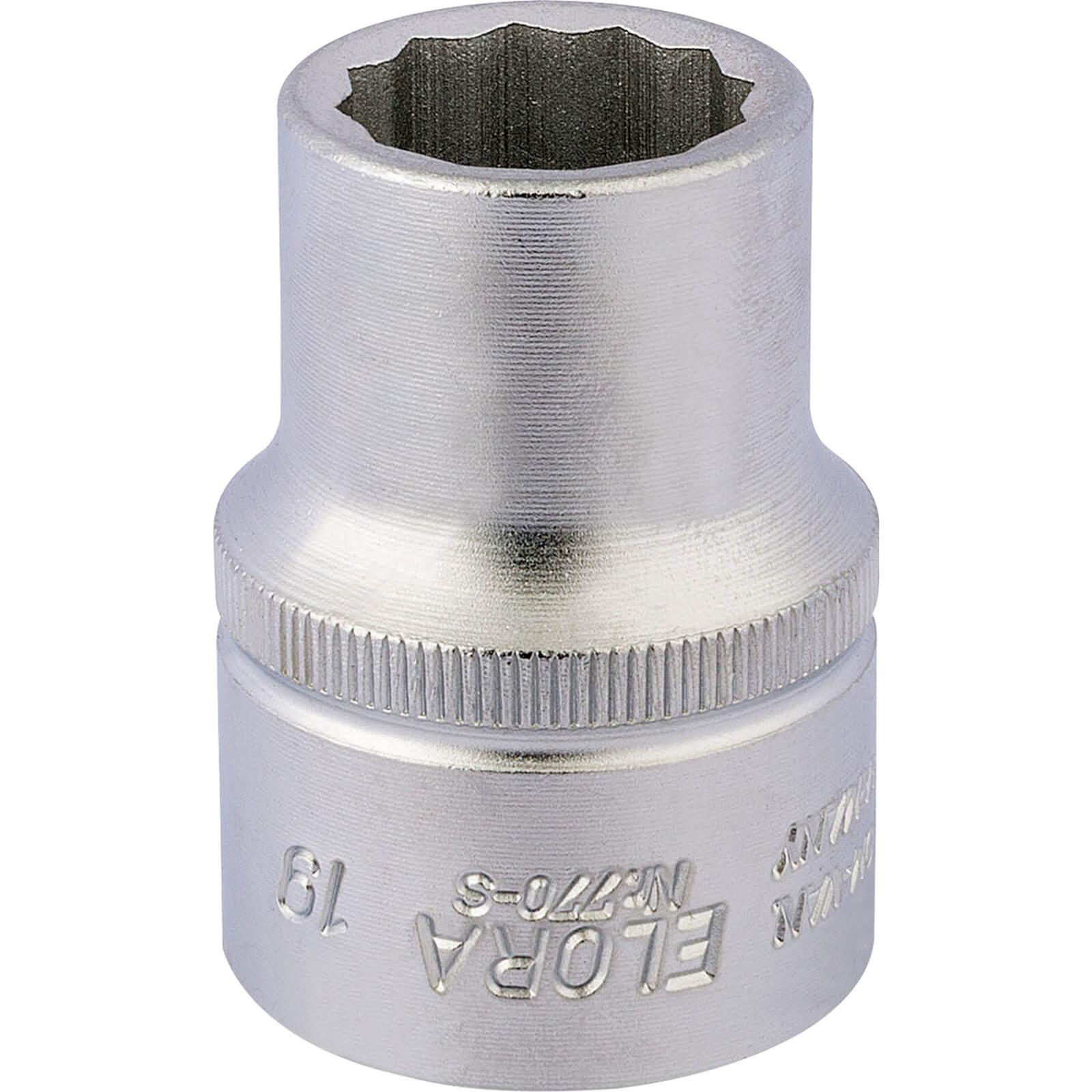 Elora 3 4 Drive Bi Hexagon Socket Metric 3 4 19mm