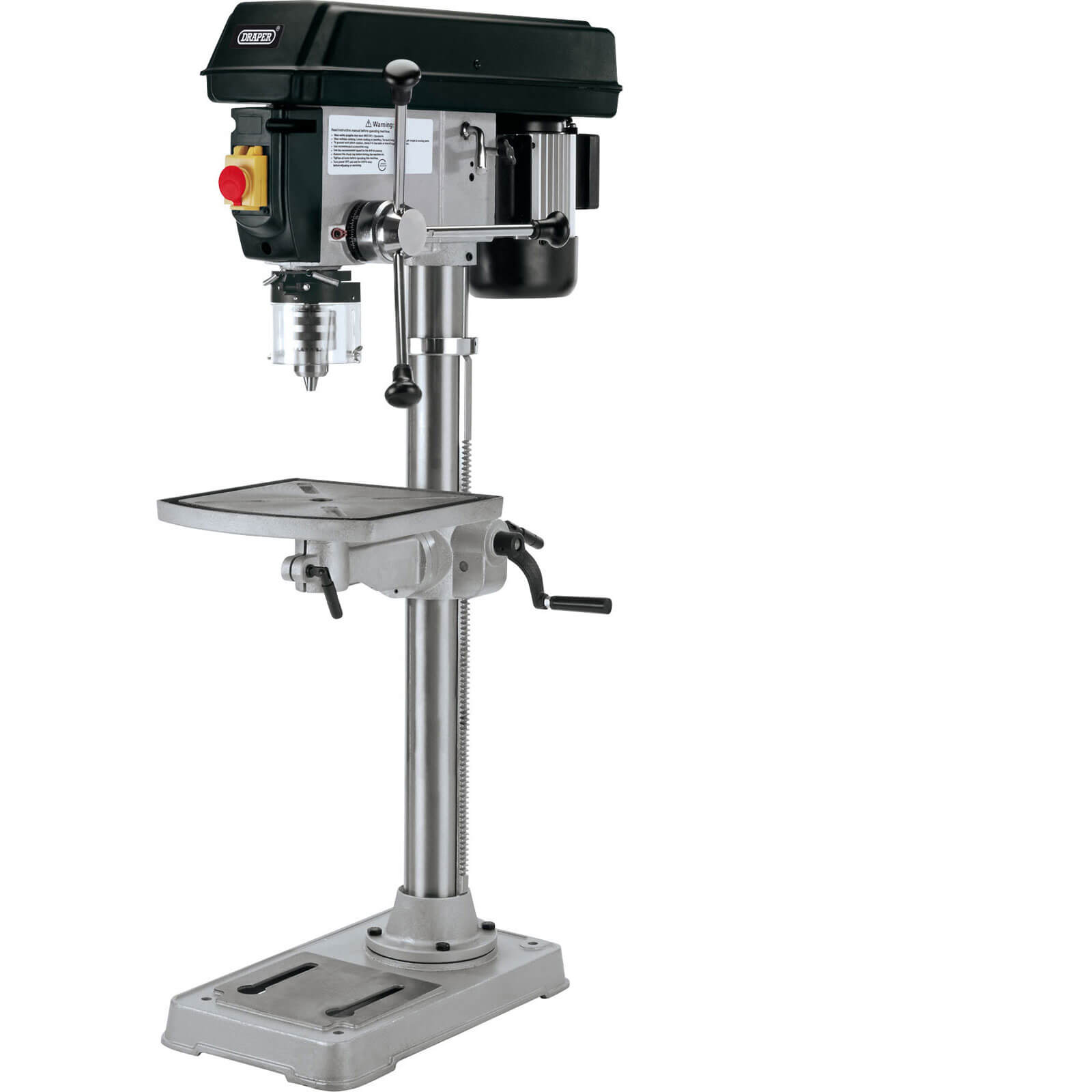 Draper GD20/12E 12 Speed Bench Drill 240v