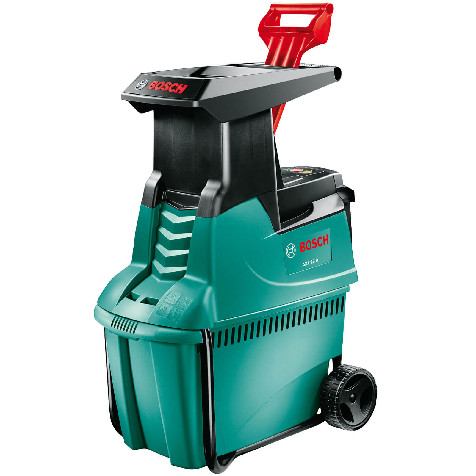 Bosch AXT 25 Drum Garden Shredder 240v