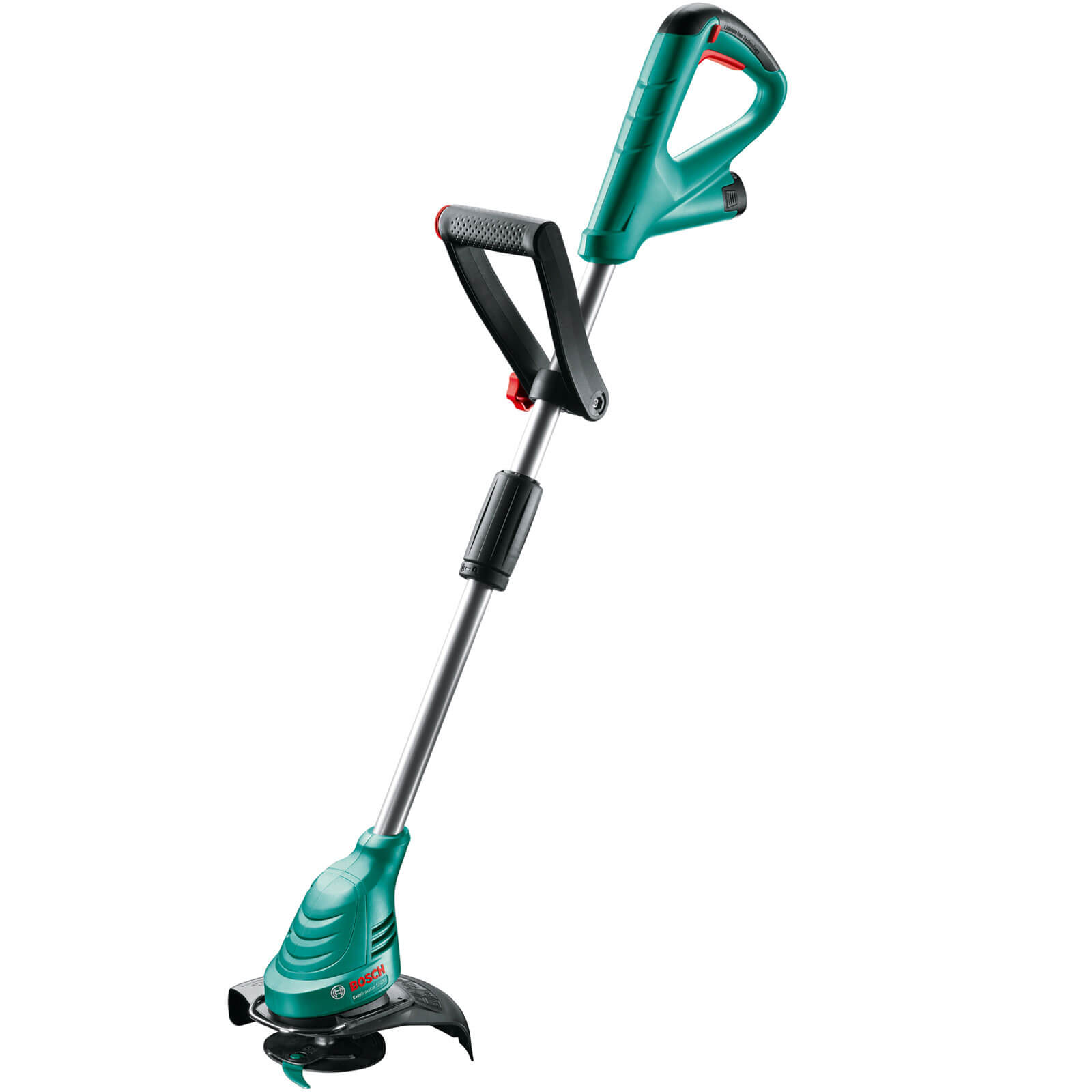 Image of Bosch EASYGRASSCUT 12-230 12v Cordless Grass Trimmer 230mm 1 x 2ah Li-ion Charger