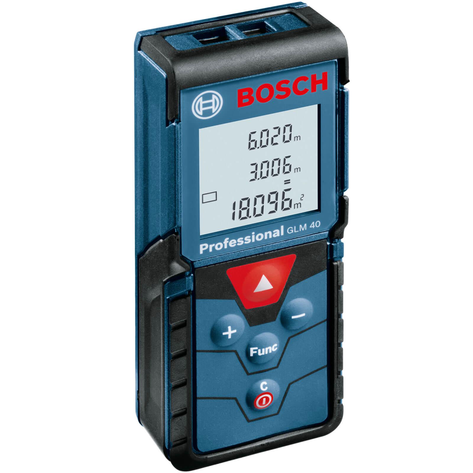 Image of Bosch GLM 40 Distance Laser Measure 40m