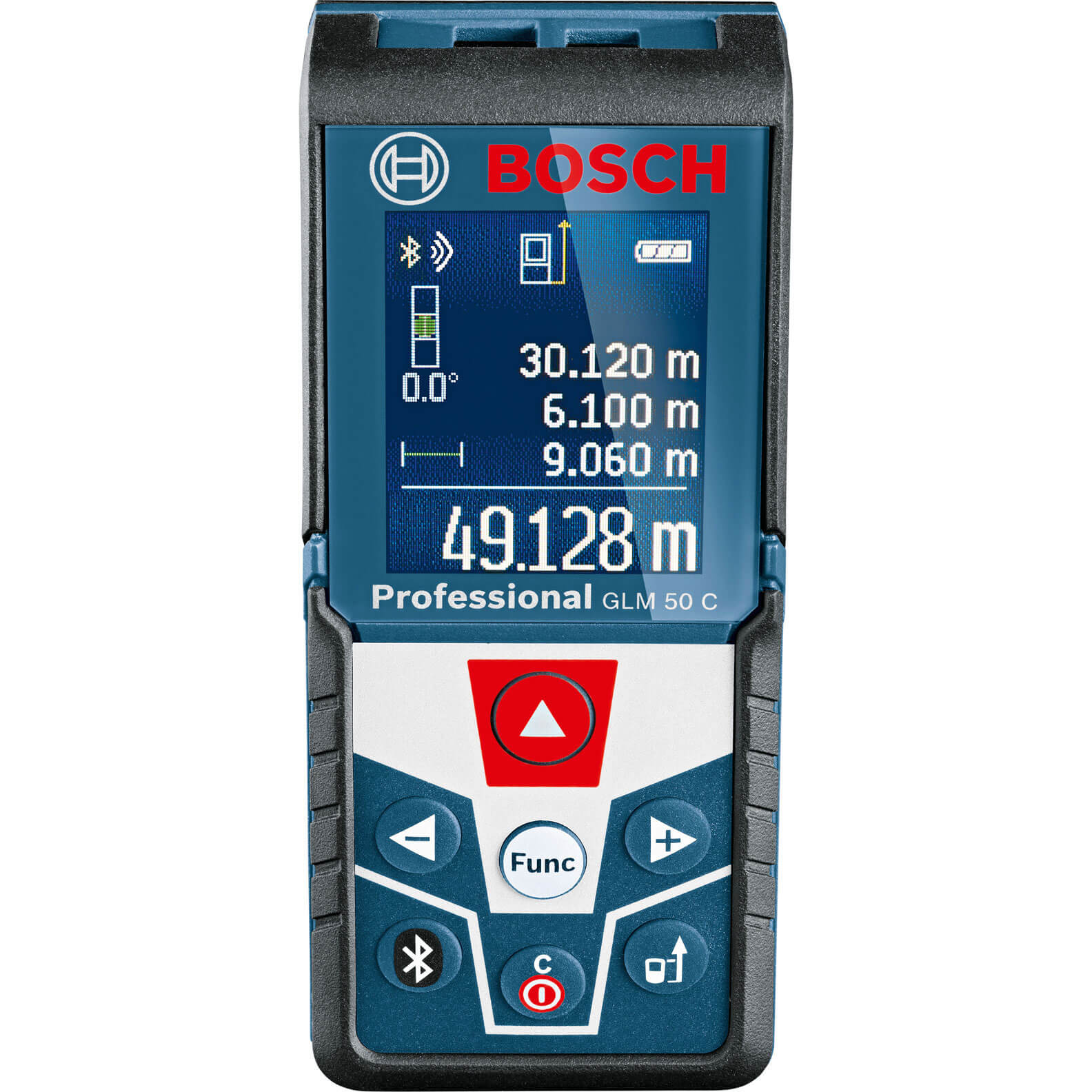 Bosch GLM 50C Distance Laser Measure 50m