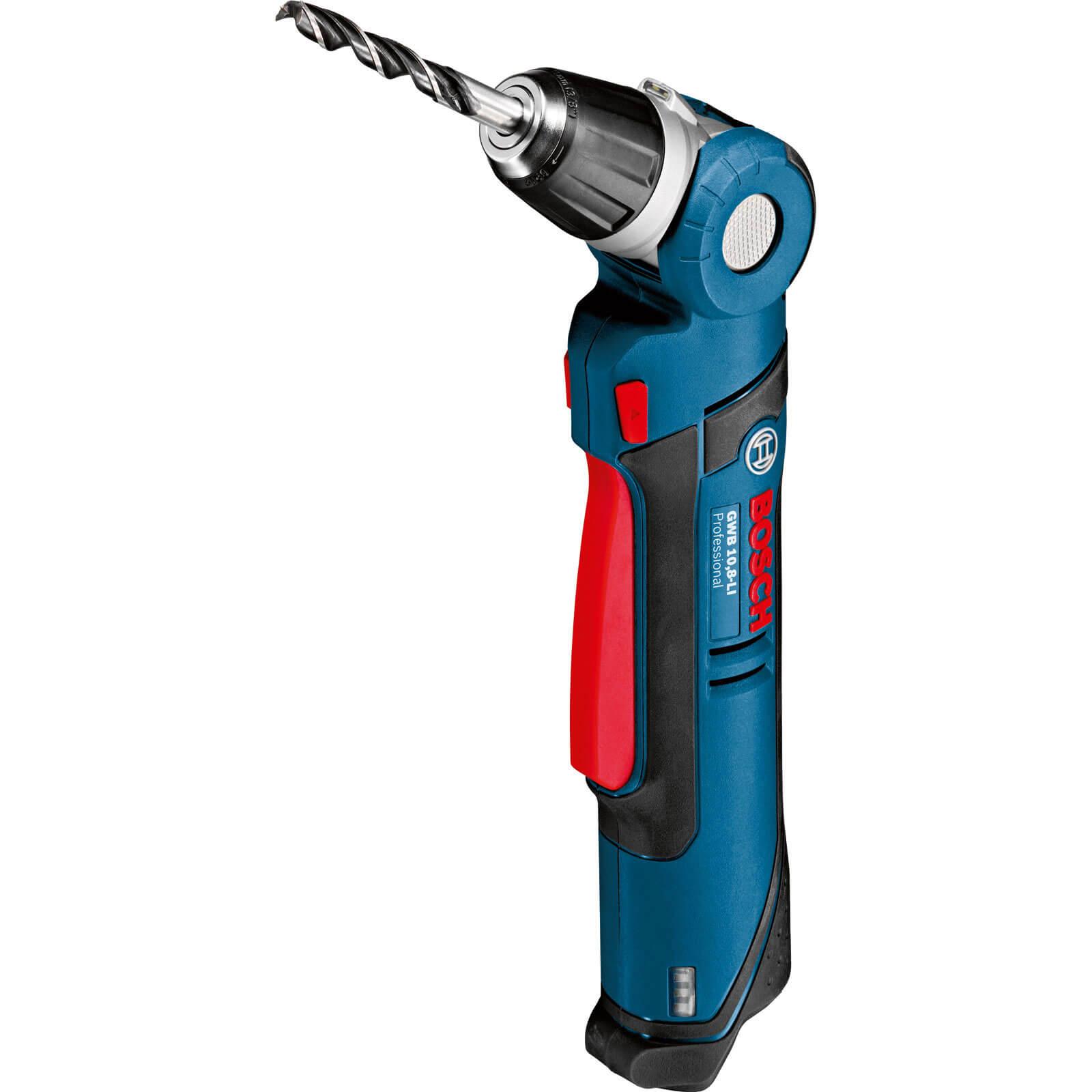 Image of Bosch GWB 12 V-Li 12v Cordless Angle Drill No Batteries No Charger No Case