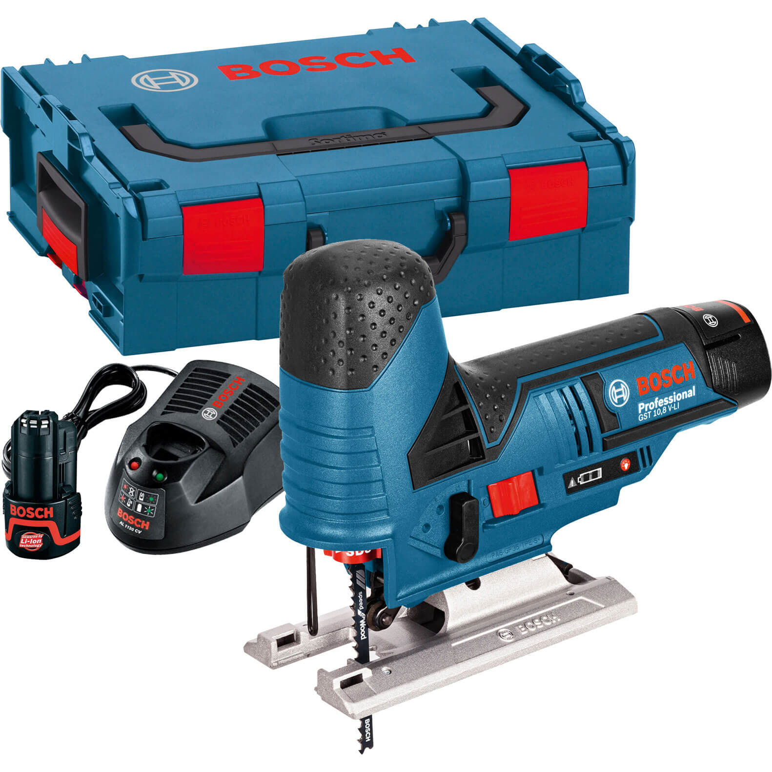 Bosch jigsaw shop for cheap hand tools and save online - Bosch 10 8 v ...