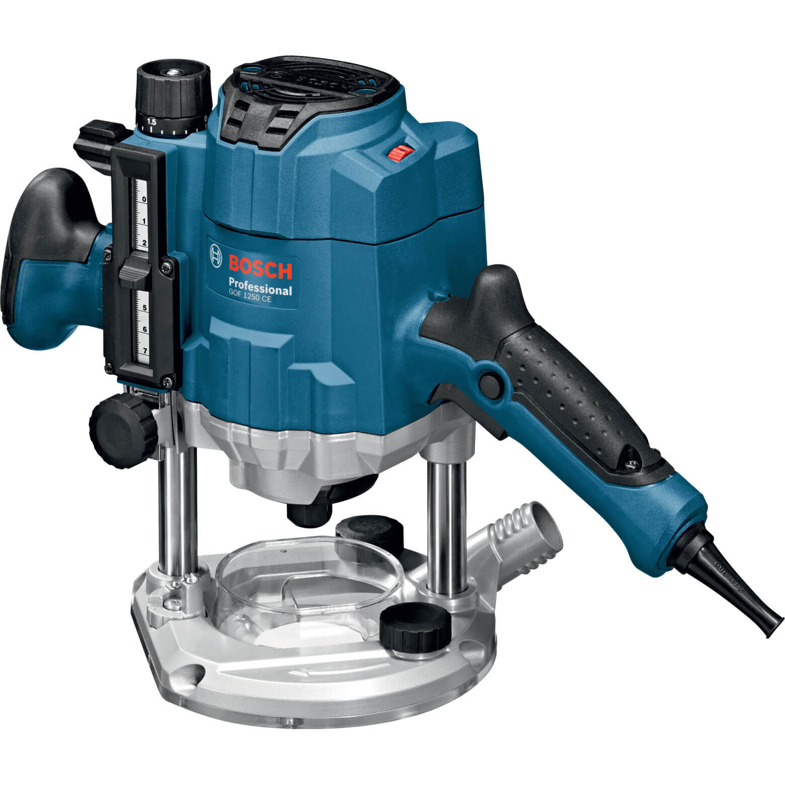"Image of Bosch GOF 1250 CE 1/4"" Router 110v"