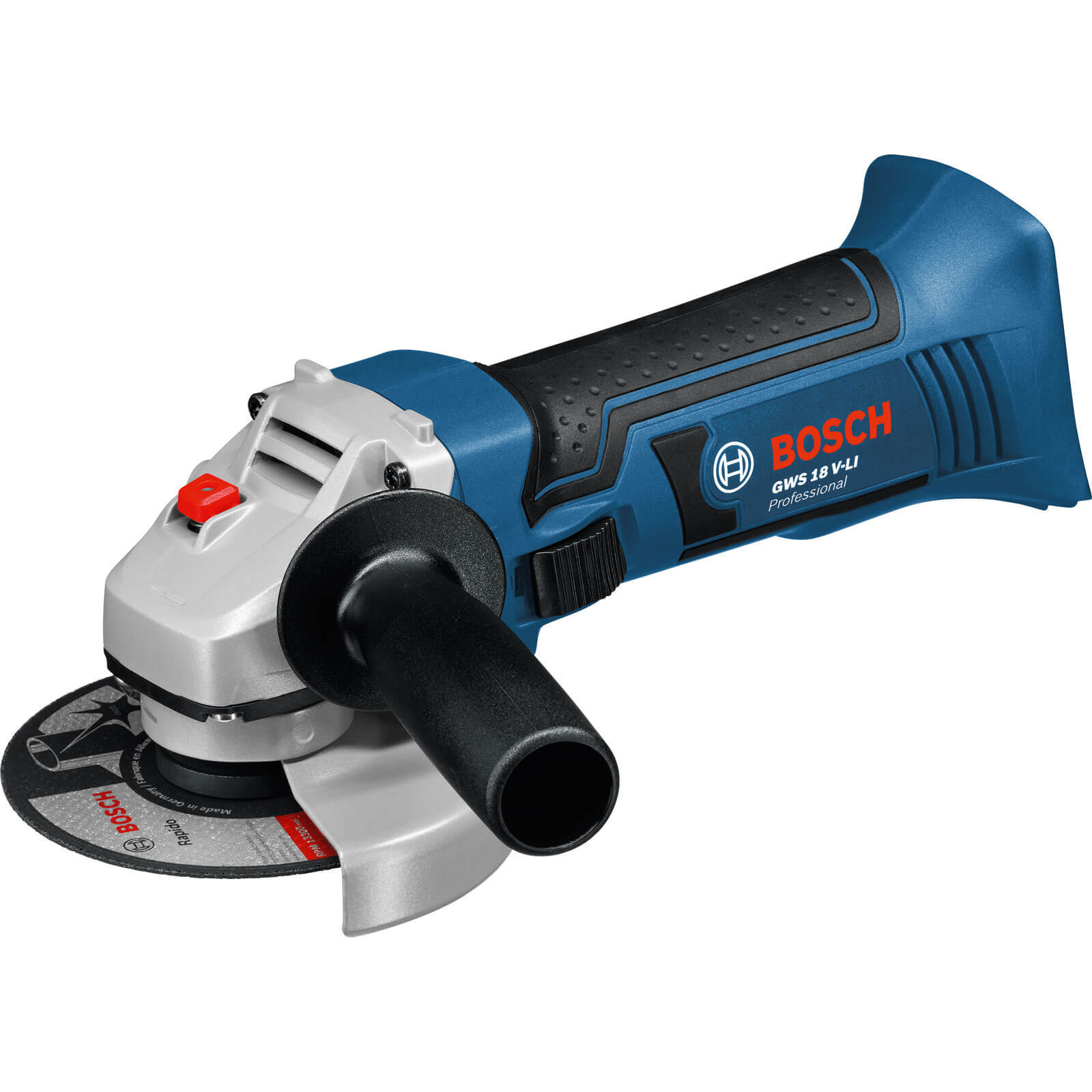 Bosch GWS18115 VLI 18v Cordless Angle Grinder 115mm No Batteries No Charger No Case