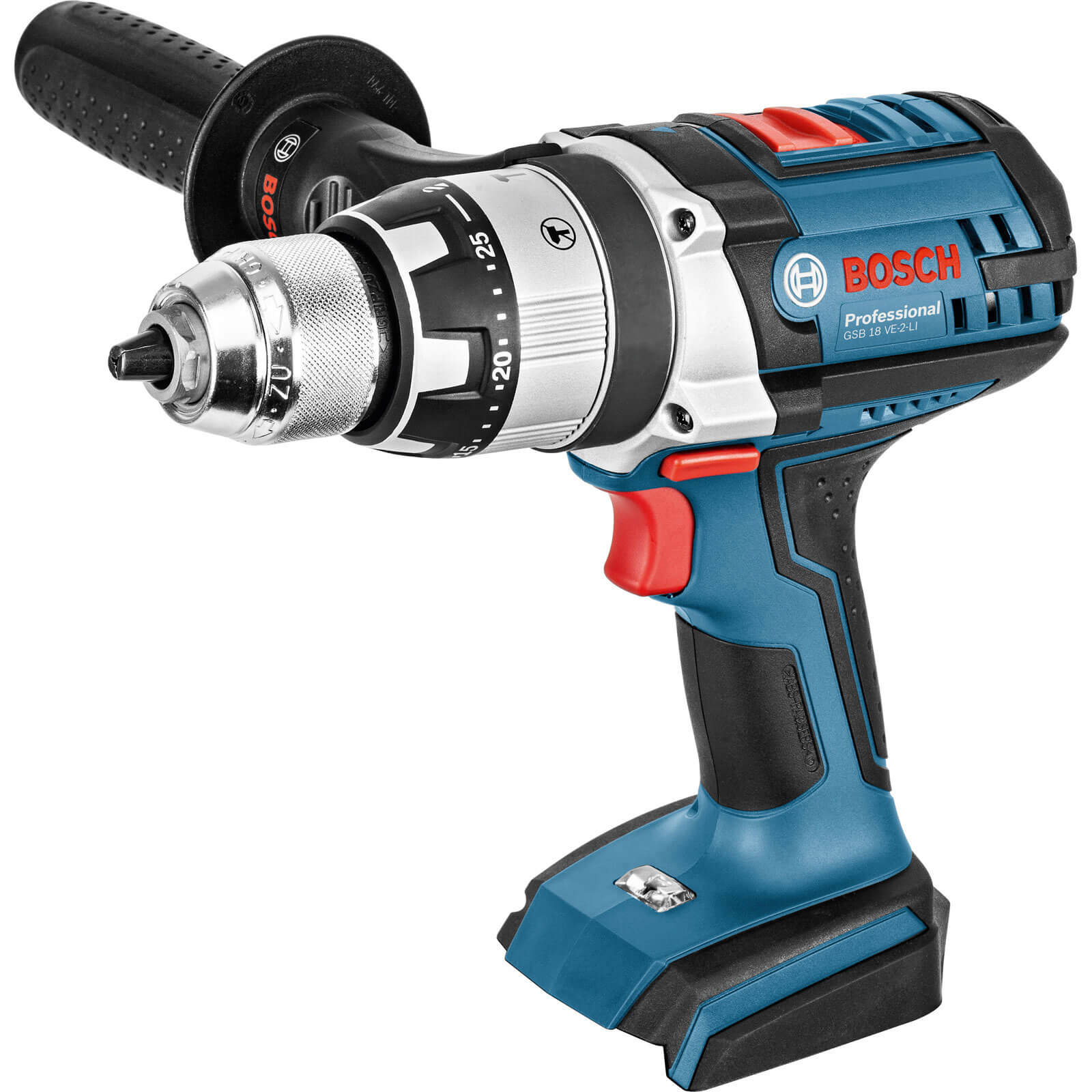 Bosch GSB 18 VE2LI 18v Cordless Combi Drill No Batteries No Charger No Case